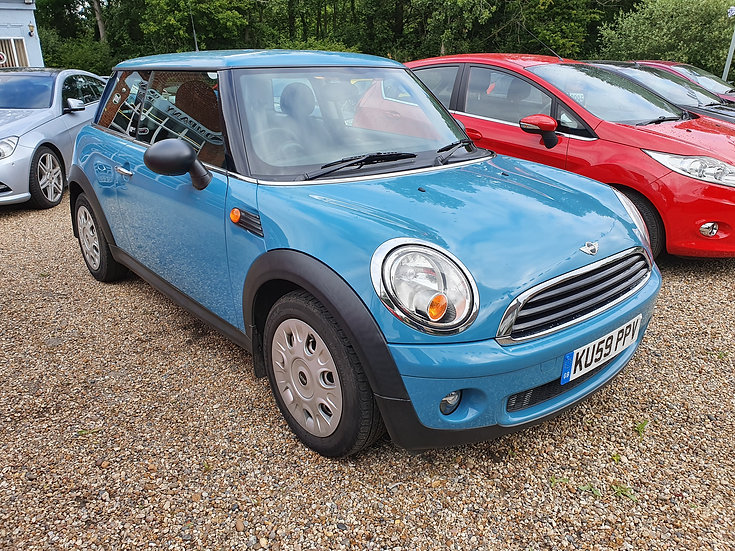 2009 MINI Hatch 1.4 First 3dr *SOLD*