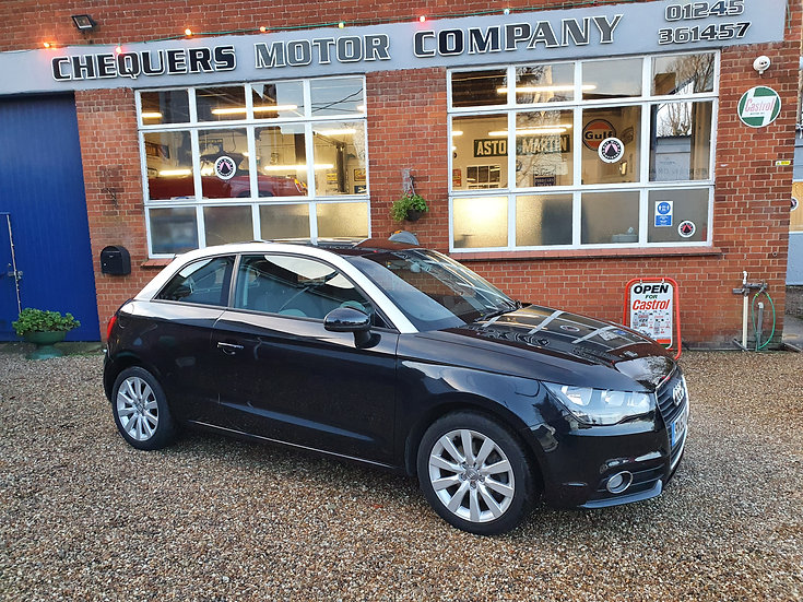 2012 Audi A1 1.4 TFSI Sport S Tronic 3dr *SOLD*