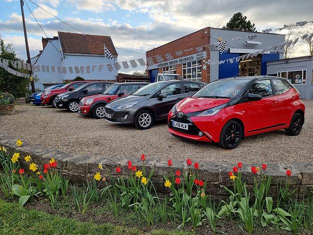 Chequers Motor Company, Cars, Ford Fiesta, Mini, Toyota Aygo