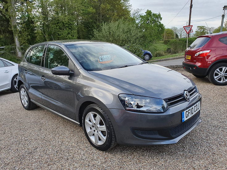 Volkswagen Polo 1.4 SE *SOLD*