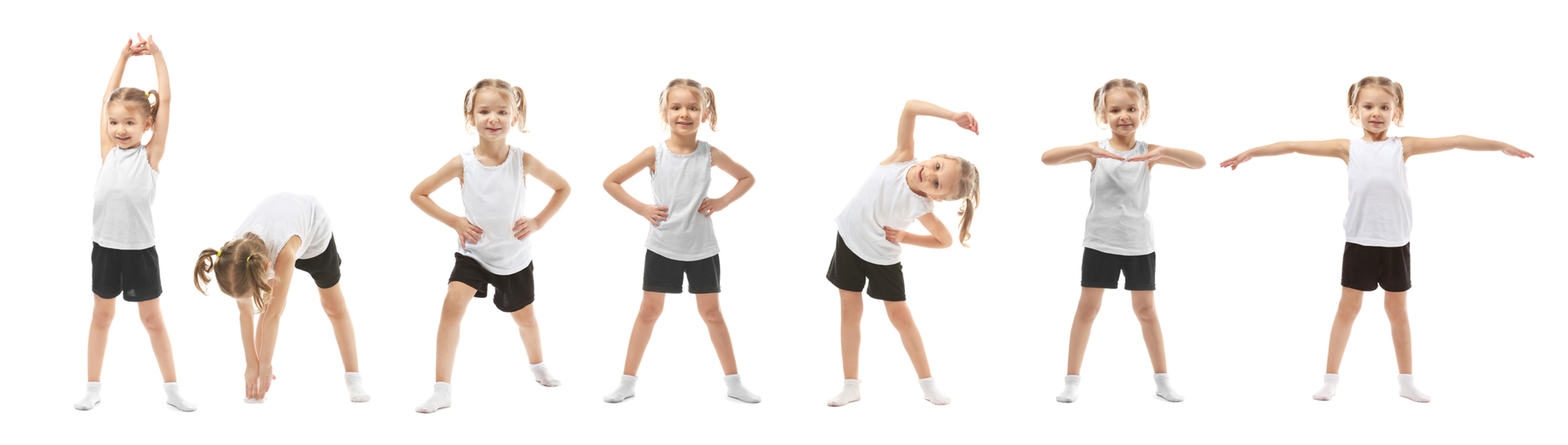 Séance kinésiologie Enfant