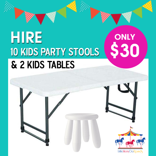 Kids Stools & Tables