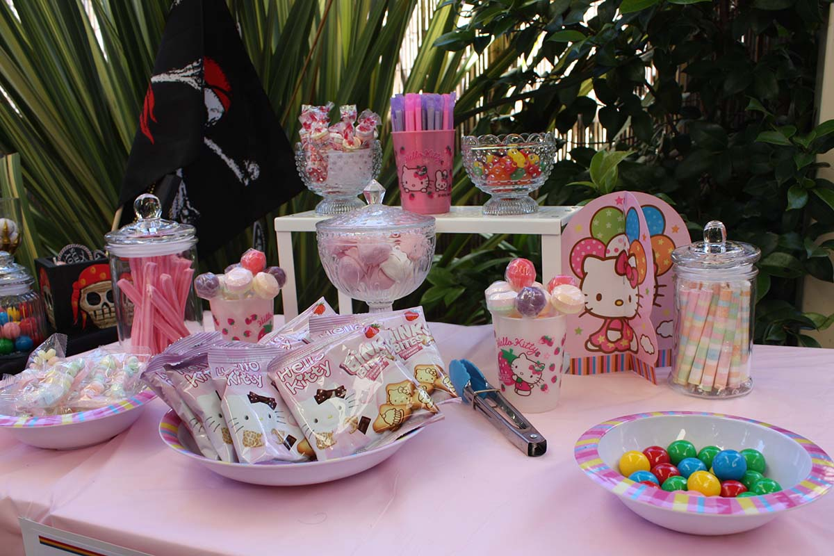 Hello Kitty Lolly Bar