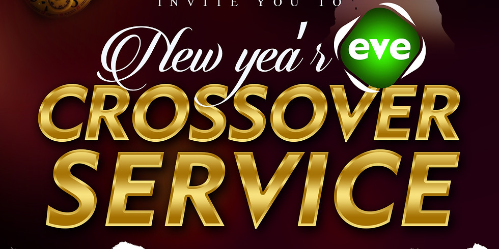 New Year Eve's Crossover Service