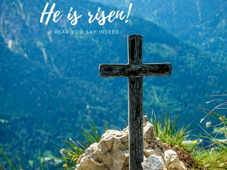 Two Easter Podcasts For The Faithful