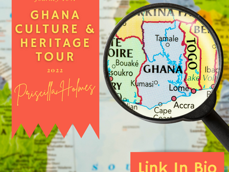 Journey To Ghana | 23 Reasons To Plan a Culture and Heritage Tour.