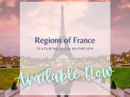 France, 4.5 Regions of Ohh La La!