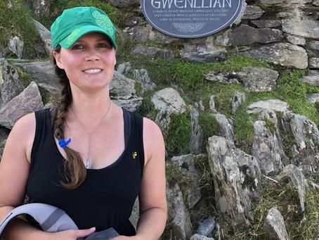 Hiking Up & Falling Down Snowdonia