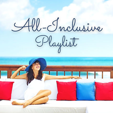 All-Inclusive Playlist Cover Art
