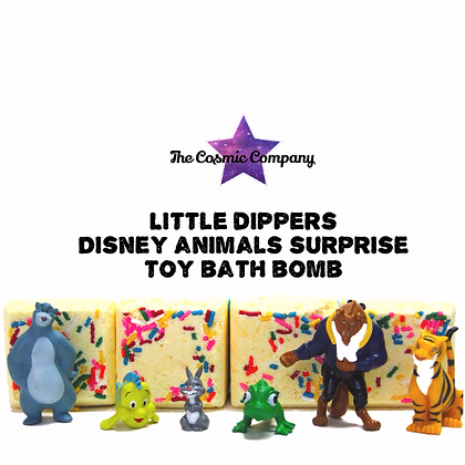 Disney Animals Toy Bath Bomb