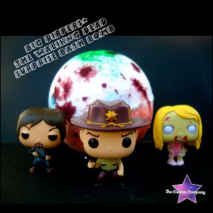 The Walking Dead Toy Bath Bomb