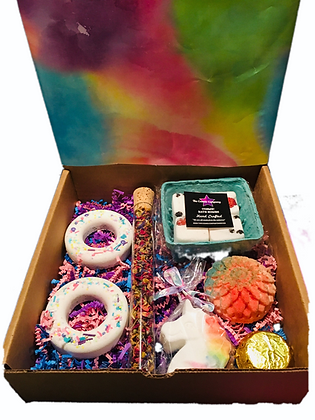 Goddess Bath Bomb Gift Set