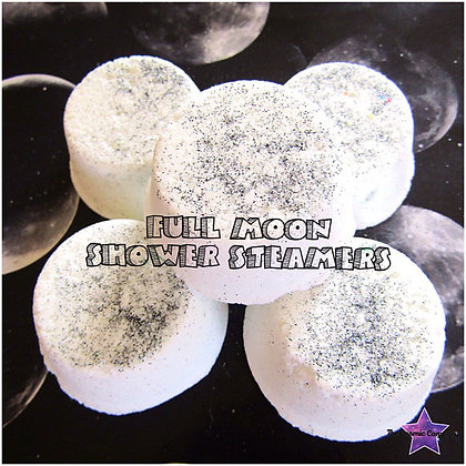 Full Moon Aromatherapy Shower Steamers
