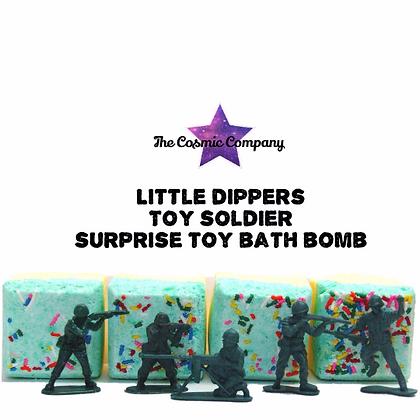 Toy Soldier Bath Bomb