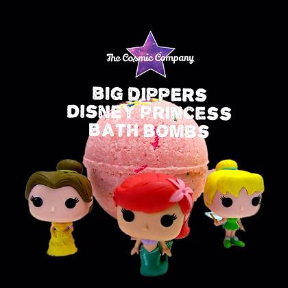 Disney Princess Funko Pop Toy Bath Bomb