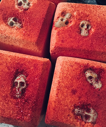 Blood in The Water Bath Bomb