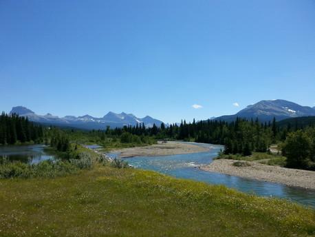 Ecological Restoration, Waterton Lakes National Park