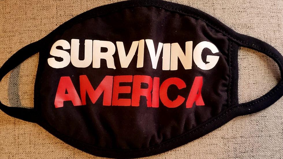 Surviving America Mask