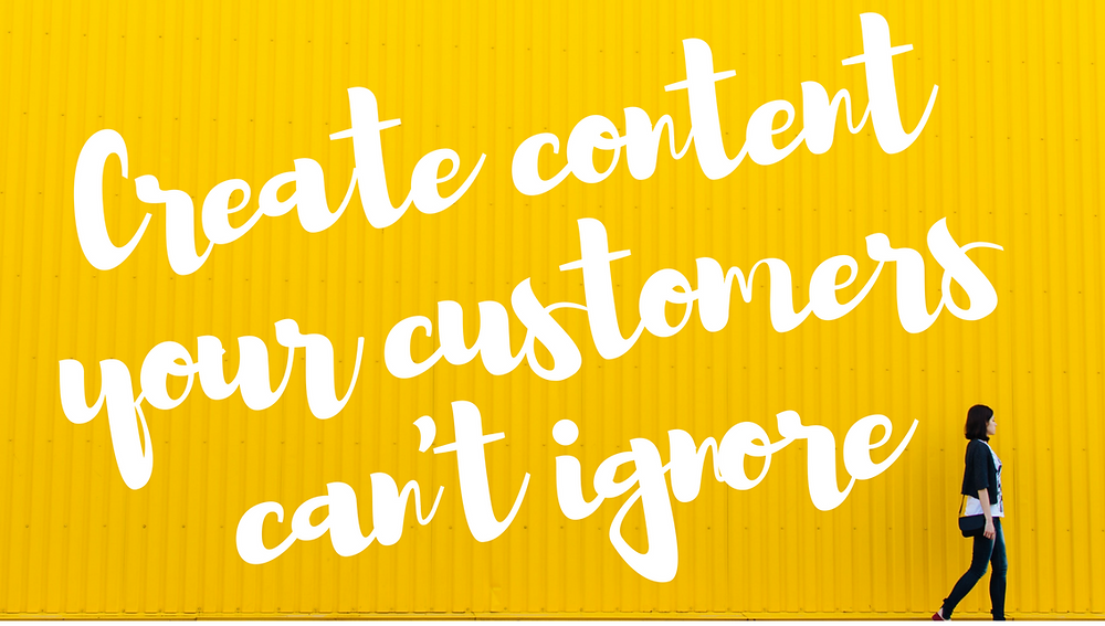 Strategic content marketing is key to driving sales