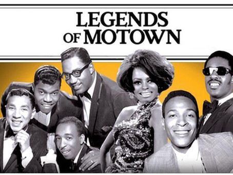 Legends of Motown - Back by Popular Demand!