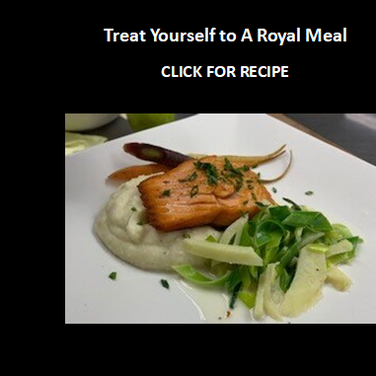 Treat Yourself to a Royal Meal Recipe