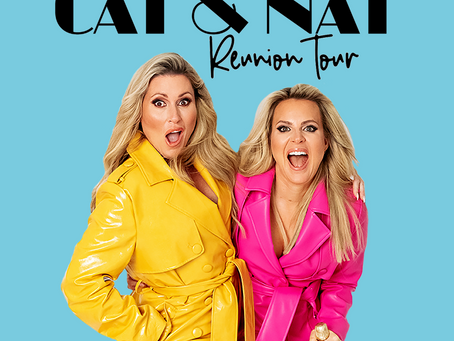REUNION TOUR with Cat & Nat - In Real Life & Real Clothes!