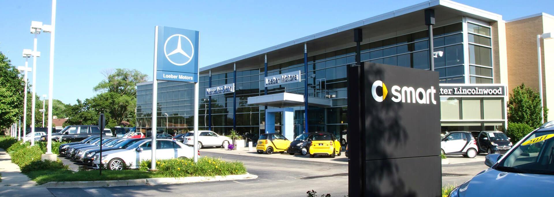 Loeber Motors, Lincolnwood IL