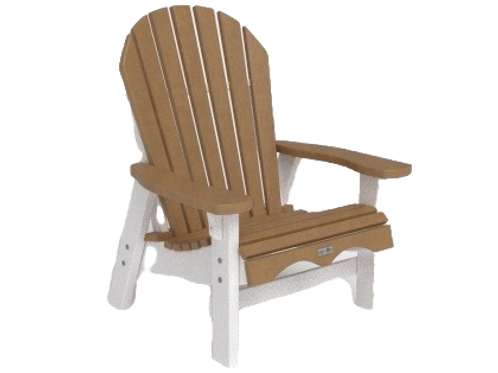"Patio Chair With ""Your Name"" Plaque"