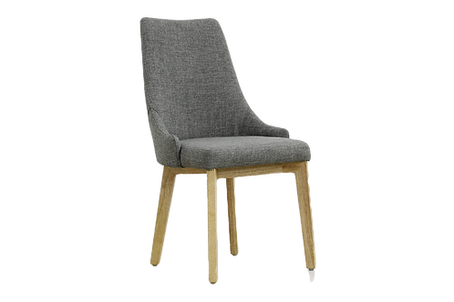 """Dining Chair With """"Your Name"""" Plaque"""