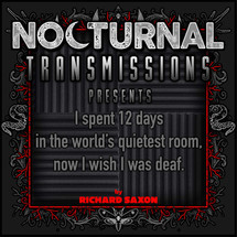 Episode 106 - 'I spent 12 days in the world's quietest room, now I wish I was deaf.'