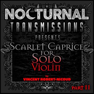Episode 109 - 'Scarlet Caprice for Solo Violin' [PART 2]