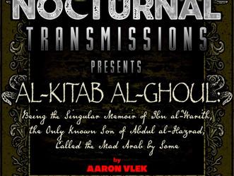 Episode 102 - 'AL-KITAB AL-GHOUL: Being the Singular Memoir of Ibn al-Warith...' [PART 2]