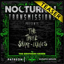 NOCTURNAL TRANSMISSIONS - Episode 85 [TEASER]