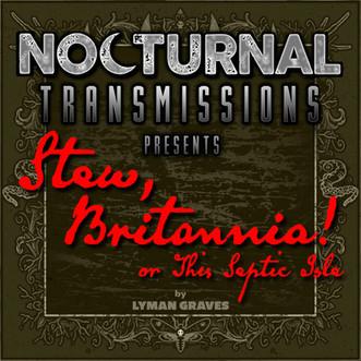 Episode 98 - 'STEW BRITANNIA or This Septic Isle'