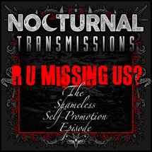 Episode 94 - 'Are you missing us?' - The 'SHAMELESS SELF-PROMOTION' Episode