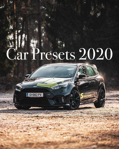 Car Presets 2020