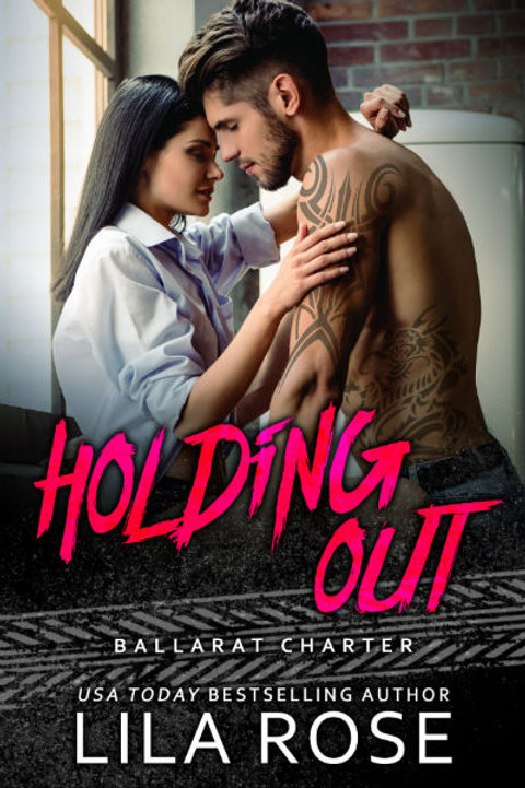 Holding Out Paperback