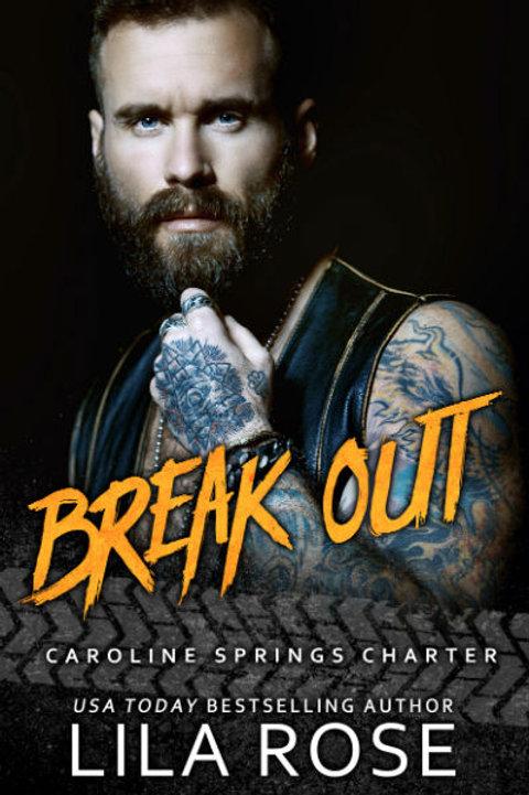 Break Out Paperback