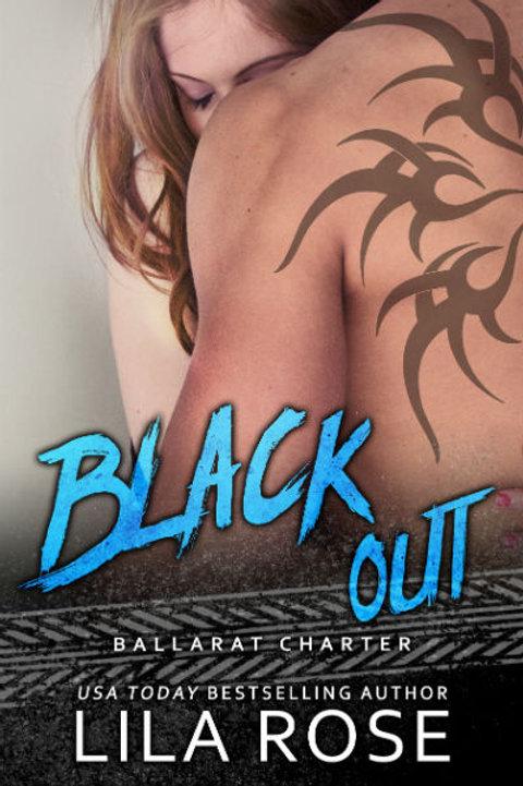 Black Out Paperback