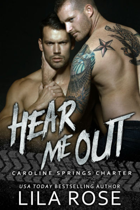 Hear Me Out Paperback