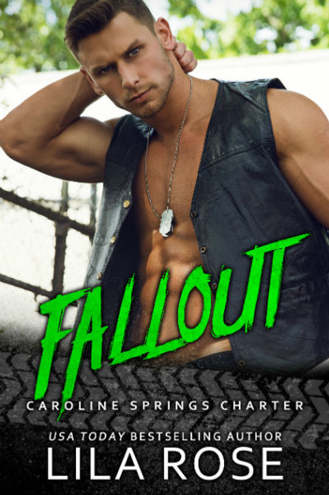 Fallout Paperback