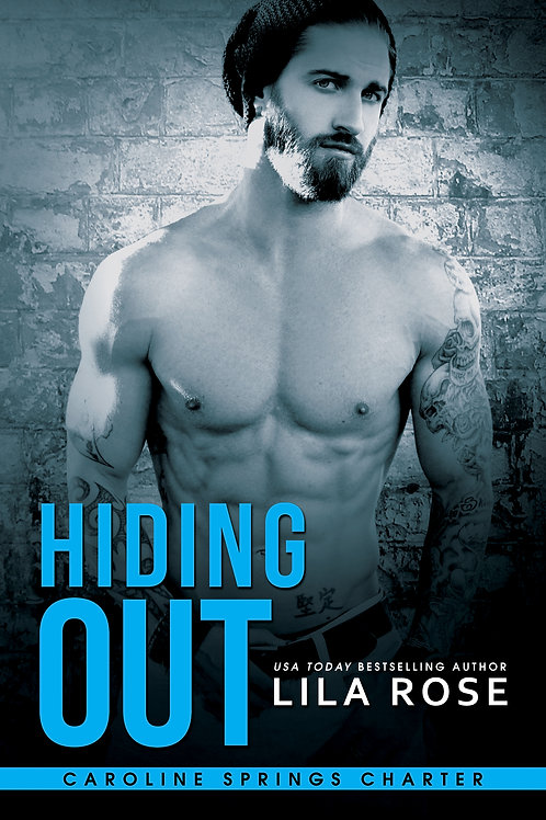 Hiding Out Paperback (old cover)
