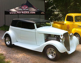 1934 Chevy Phaeton Fry Rides