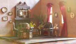 Victorian Inspired Set