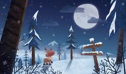 Dash the Reindeer