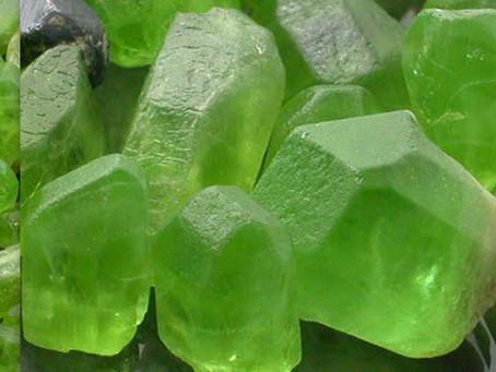 Featured Gemstone: PERIDOT