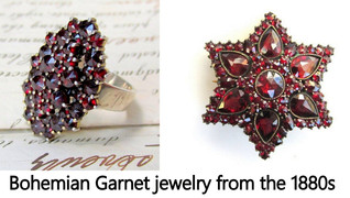 Featured Gemstone : GARNET