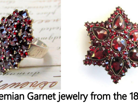 Featured Gemstone : GARNET