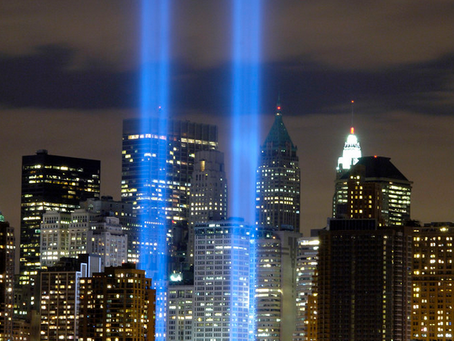 On 9/11: Remembering and Forgiveness