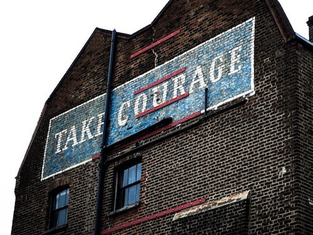 Gospel Courage: Facing the Reality of Mental Health Challenges